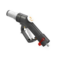 WEH® Fuelling Nozzle TK17 H₂ 70 MPa for fast filling cars, single-handed operation, self-service
