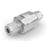 WEH® Check Valve TVR1 H₂ for installation in H2 vehicles and fuelling stations - Product family