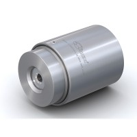 WEH® Connector TW02 for straight tubes, tube OD 8.60 - 10.7 mm, pneumatical actuation, vacuum up to max. 35 bar