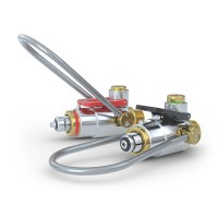 CLICKMATE® Connector TW154 for Breathing Air (BA) hose filling systems - Series