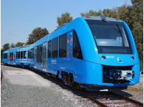 The world's first hydrogen train equipped with WEH® H2 Receptacles